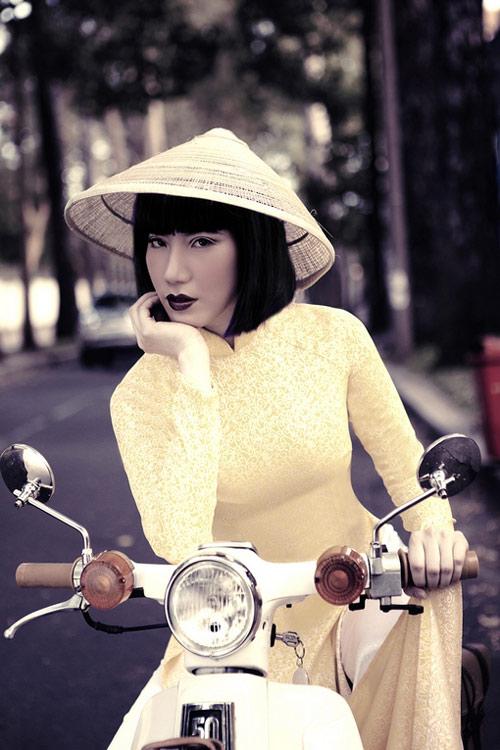Mẫu Việt hóa phụ nữ Sài Gòn xưa - 16