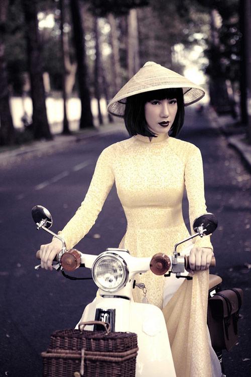 Mẫu Việt hóa phụ nữ Sài Gòn xưa - 19