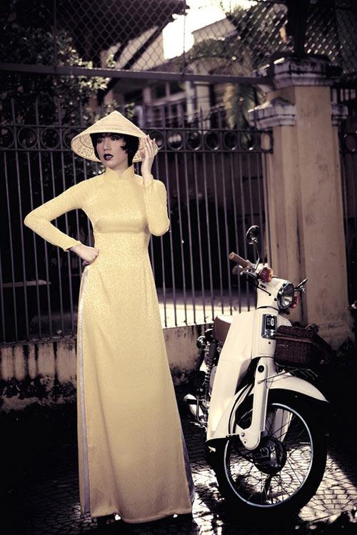 Mẫu Việt hóa phụ nữ Sài Gòn xưa - 4