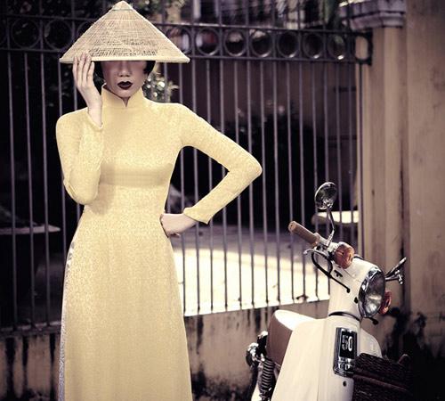Mẫu Việt hóa phụ nữ Sài Gòn xưa - 5