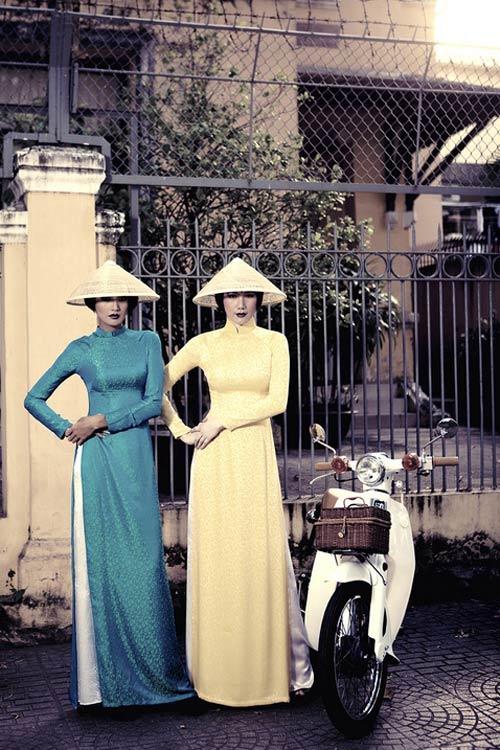 Mẫu Việt hóa phụ nữ Sài Gòn xưa - 6