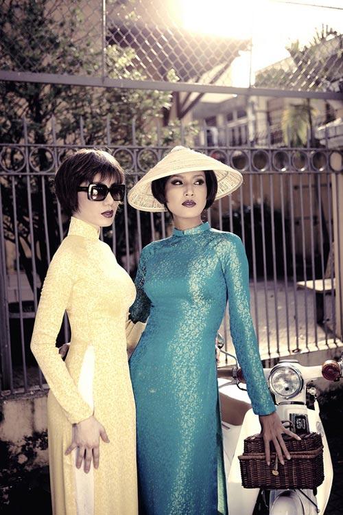 Mẫu Việt hóa phụ nữ Sài Gòn xưa - 7