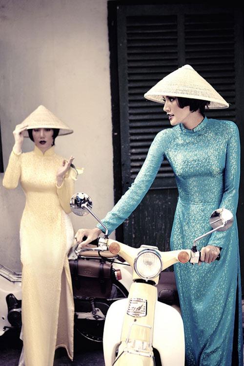 Mẫu Việt hóa phụ nữ Sài Gòn xưa - 9