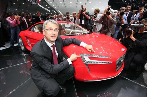 """Audi đạt doanh số """"khủng"""" năm 2012 - 1"""
