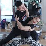 Ca nhạc - MTV - Yến Trang mướt mồ hôi tập nhảy