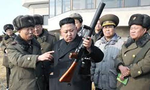 Triều Tiên tập trận pháo binh nhằm vào đảo HQ - 1