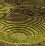 Du lịch - Kỳ bí ruộng bậc thang tròn Inca cổ đại