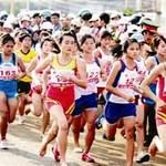Thể thao - 231 VĐV dự giải việt dã, bán marathon