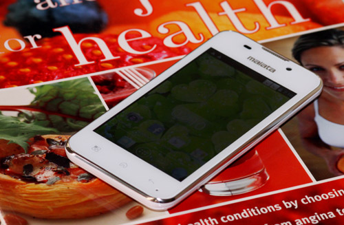 Malata I10- Siêu smartphone đa phương tiện - 1