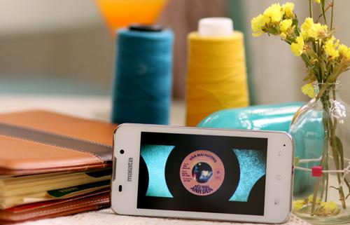 Malata I10- Siêu smartphone đa phương tiện - 3
