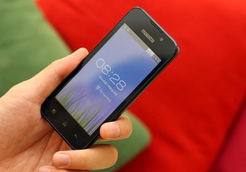 Malata I10- Siêu smartphone đa phương tiện - 4