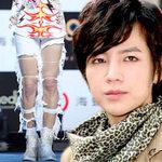 """Thời trang - Jang Geun Suk mặc kiểu """"cái bang"""""""