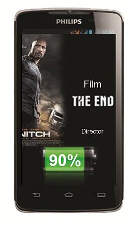 Philips W732- Smartphone pin khủng, siêu bền - 1