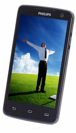 Philips W732- Smartphone pin khủng, siêu bền - 2