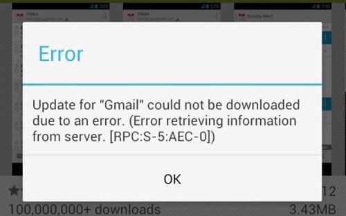Mẹo sửa lỗi không tải được ứng dụng trên Android - 1