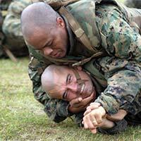 KP võ thuật: Thủy quân lục chiến & kỹ năng chết chóc