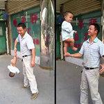Phi thường - kỳ quặc - Video: Sửng sốt bé 15 tháng tập kungfu