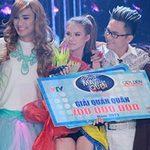 Ca nhạc - MTV - Khởi My đăng quang giành giải 700 triệu
