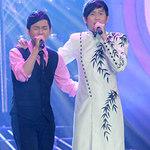 Sao ngoại-sao nội - Cha con Hoài Linh khiến khán giả xúc động