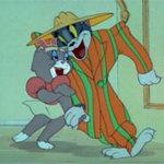 Video Clip Cười - Video funny TOM & JERRY: Cuộc chiến vì người đẹp