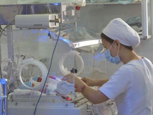 Sản phụ sinh 5 tại Bệnh viện Từ Dũ - 4