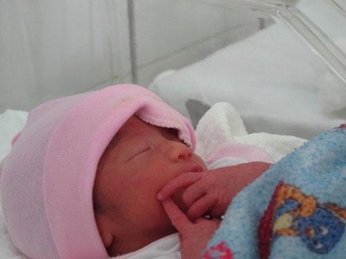 Sản phụ sinh 5 tại Bệnh viện Từ Dũ - 5