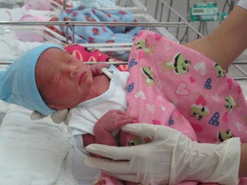 Sản phụ sinh 5 tại Bệnh viện Từ Dũ - 7