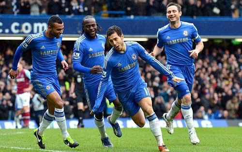 Chelsea: Người khổng lồ thức tỉnh - 1