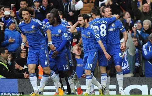 Chelsea: Người khổng lồ thức tỉnh - 2