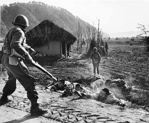 Ảnh hiếm về chiến tranh Triều Tiên - 11