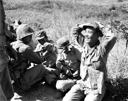Ảnh hiếm về chiến tranh Triều Tiên - 14