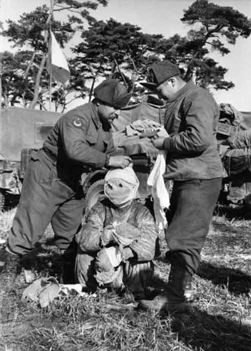 Ảnh hiếm về chiến tranh Triều Tiên - 3