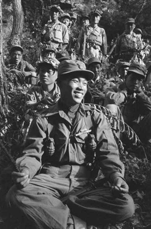 Ảnh hiếm về chiến tranh Triều Tiên - 6