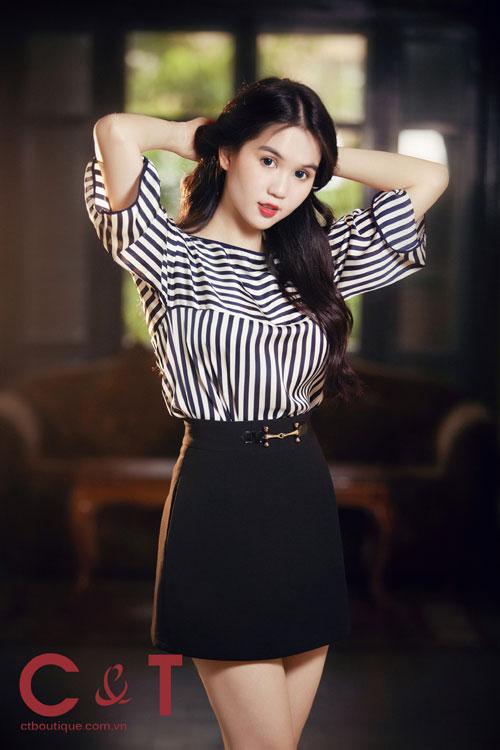"""Ngọc Trinh ra mắt """"bom tấn"""" chào hè 2013 - 6"""