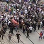 Tin tức trong ngày - Vĩnh Phúc: Mang người chết diễu hành khắp phố