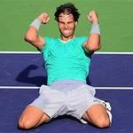 Thể thao - Nadal viết lại lịch sử Masters 1000