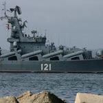 Tin tức trong ngày - Nga đưa tàu đặc nhiệm trấn giữ Địa Trung Hải