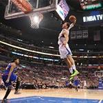 Thể thao - NBA: Siêu phẩm của Griffin