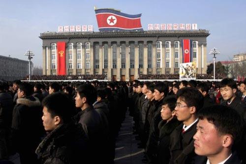 """Triều Tiên kêu gọi toàn dân """"hủy diệt kẻ thù"""""""