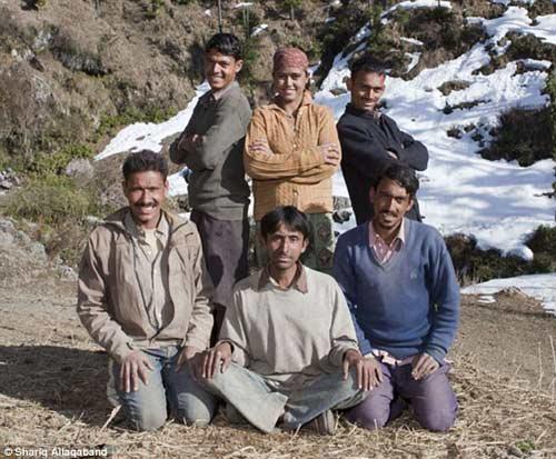 Ấn Độ: Cô gái cưới 5 anh em làm chồng - 1