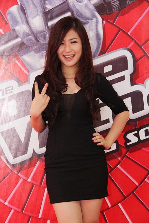 Hương Tràm, Đinh Hương mách nước thi The Voice - 3