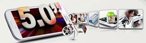 Samsung Galaxy Grand: Thủ lĩnh smartphone tầm trung - 3