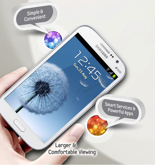 Samsung Galaxy Grand: Thủ lĩnh smartphone tầm trung - 2