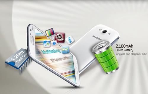Samsung Galaxy Grand: Thủ lĩnh smartphone tầm trung - 5