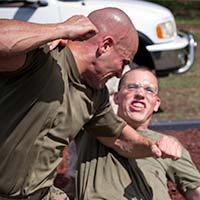 Kỹ năng chiến trường của lính thủy đánh bộ