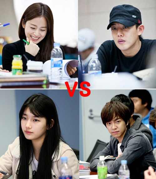 """Kim Tae Hee """"xuất chiêu"""" cùng đối thủ - 6"""