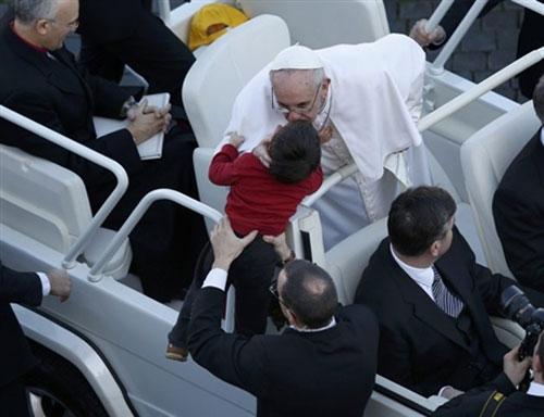 Lễ nhậm chức của Giáo hoàng Francis - 2