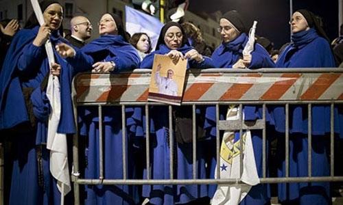 Lễ nhậm chức của Giáo hoàng Francis - 3