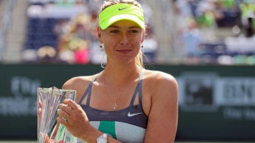 Sharapova: Grand Slam là mục tiêu hàng đầu - 1
