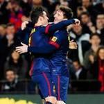 Bóng đá - Barca: Công cường nhưng thủ thủng